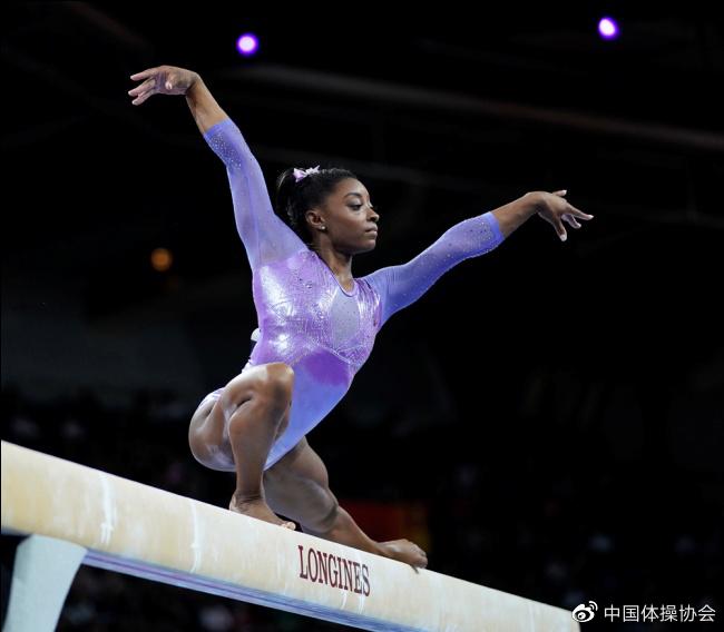 谁是史上最优秀体操运动员?内村航平:就是拜尔斯