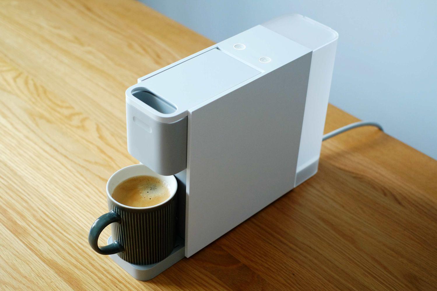 【轻松活力一整天】米家胶囊咖啡机初体验