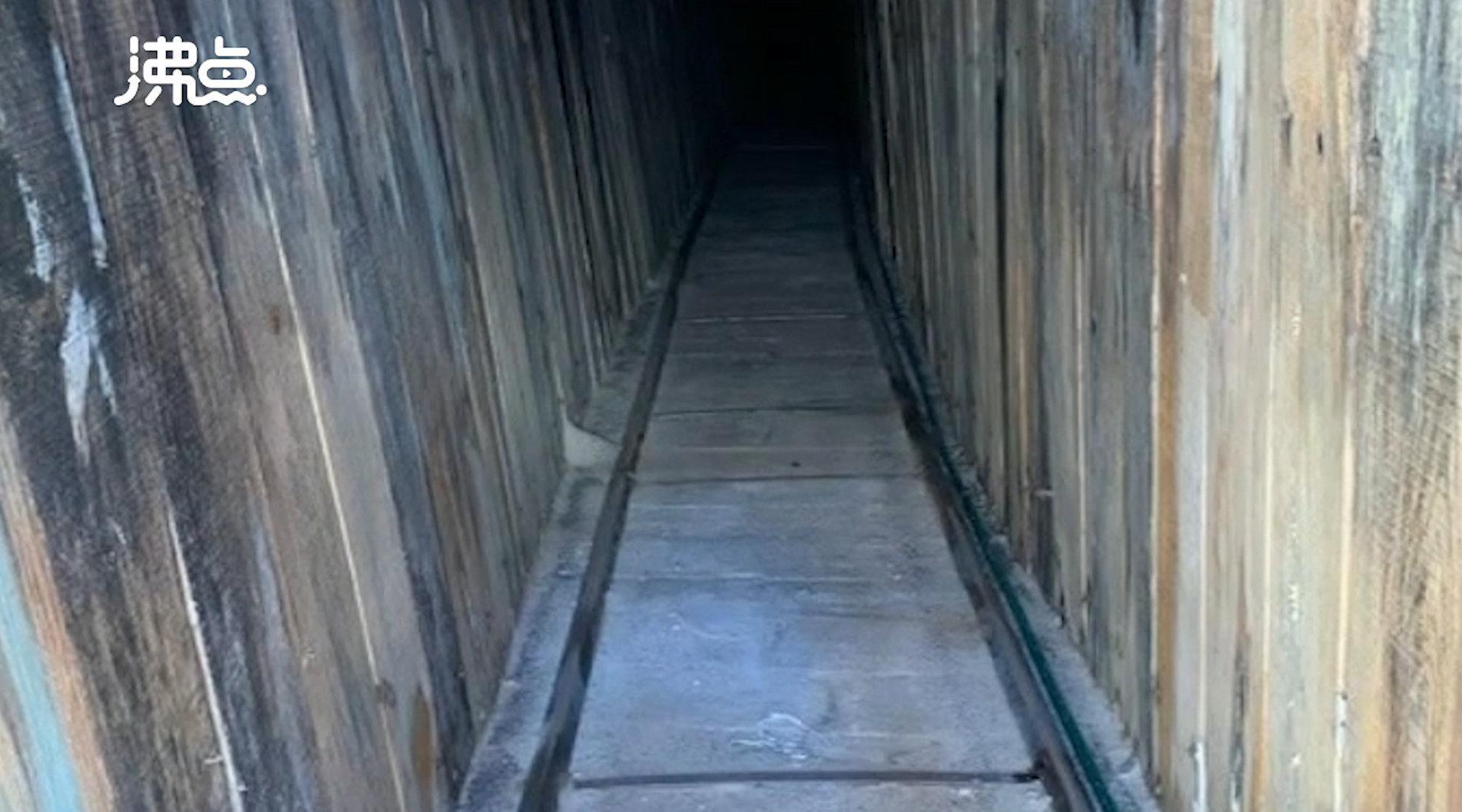 美墨边境惊现最复杂走私地道:配备水电管网 甚至铺设铁轨