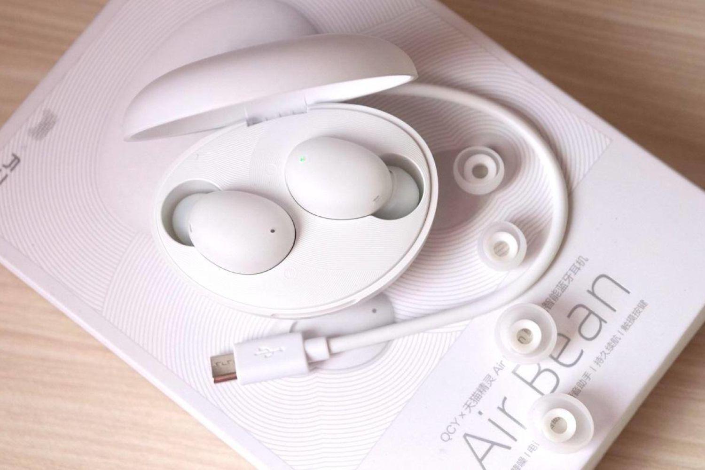 QCY Air Bean真无线智能蓝牙耳机评测