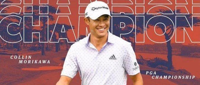 后浪太强!23岁小将科林·森川赢PGA锦标赛,李昊桐T17