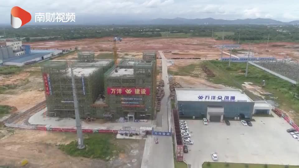 阳江市上半年固定资产投资增速全省第二
