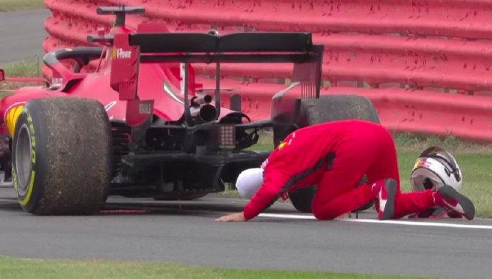 F1| 法拉利将为维特尔更换一台新底盘