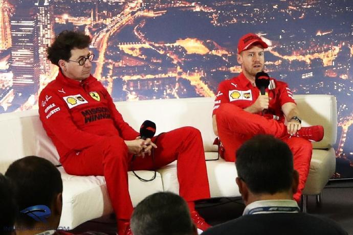 F1| 罗斯布朗:比诺托和维特尔应进行一对一谈话
