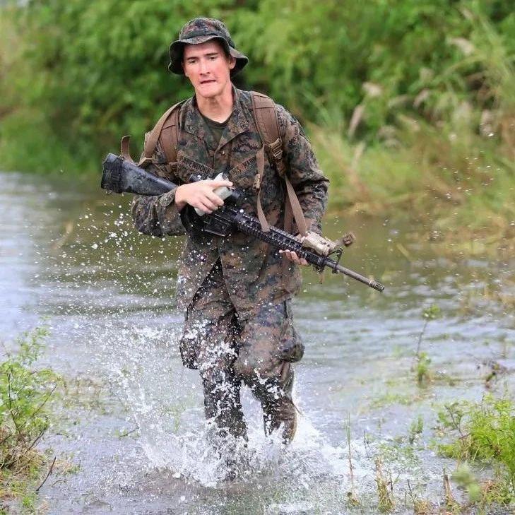 美海军陆战队员河中意外溺亡,今年已第5起……