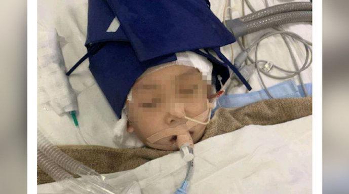 """江西""""3死1伤""""嫌犯在逃 第一起案件受伤男孩仍处高危期"""