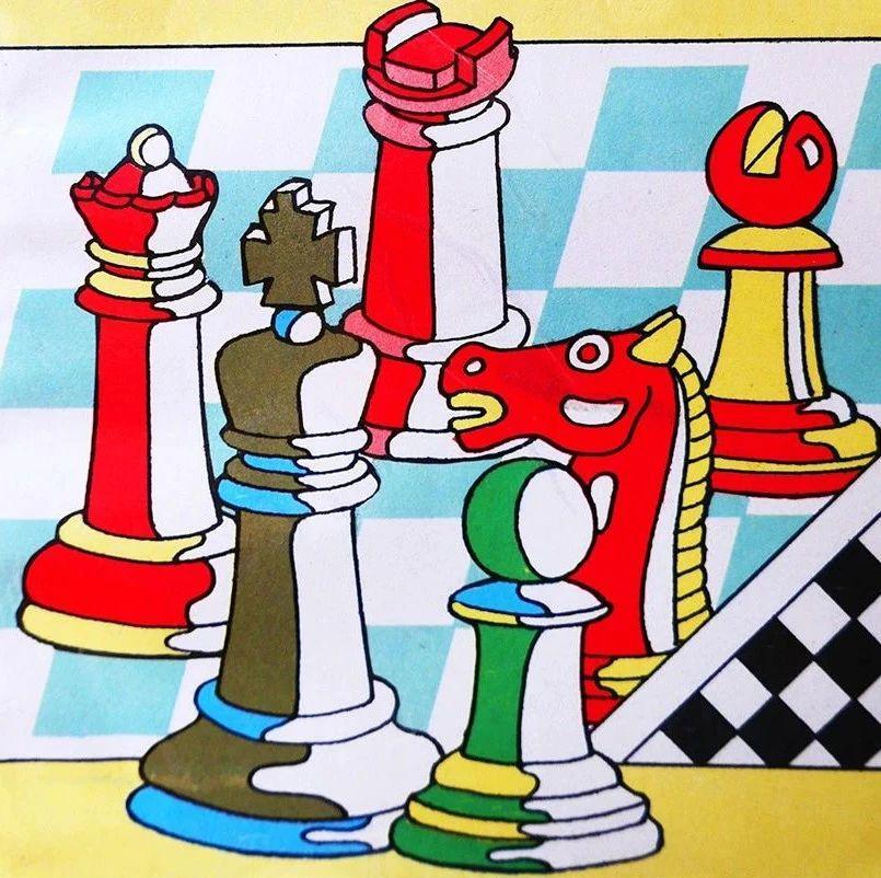 国际象棋纵横谈|皇族和国际象棋