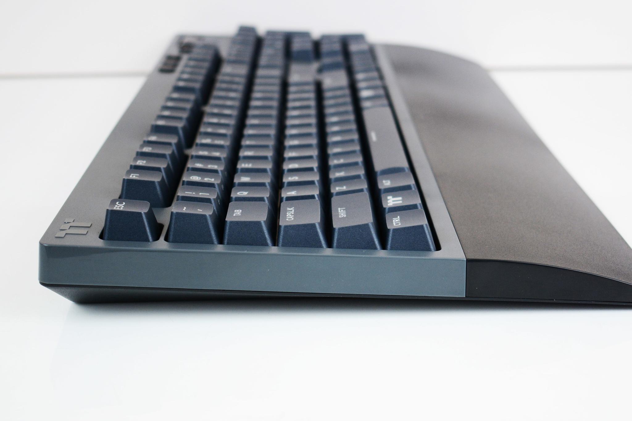 国产TTC轴初体验,TT G521三模机械键盘 上手