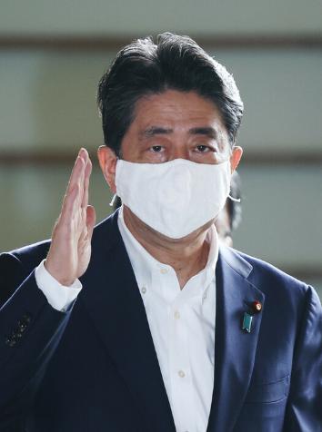 安倍将开记者会说明健康状况 日媒:不排除辞职可能