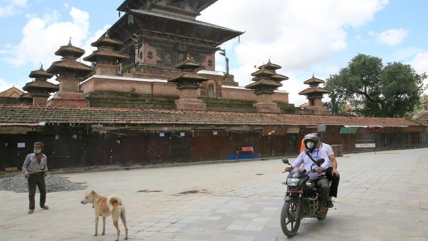 尼泊尔新增1111例新冠肺炎确诊病例 累计确诊35529例