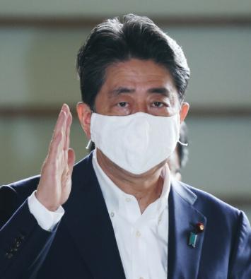 安倍明天开记者会说明身体状况,日媒:他要辞职?