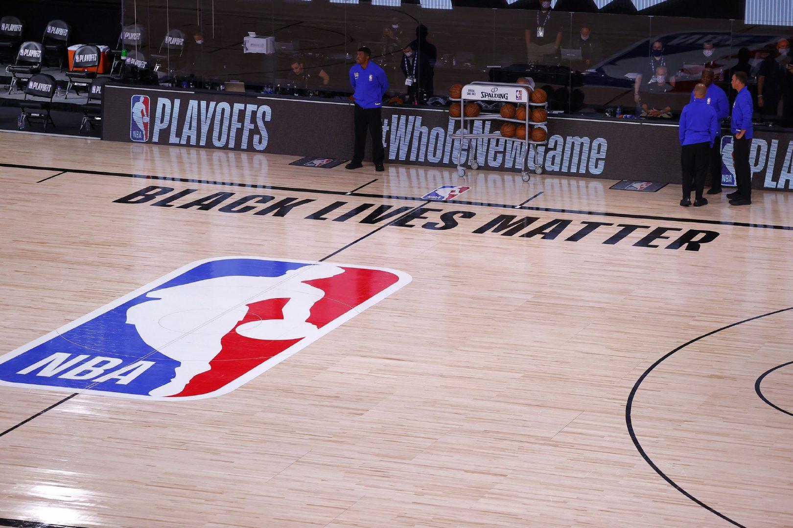 NBA决定恢复比赛 乔丹成为改变詹姆斯想法的关键人物