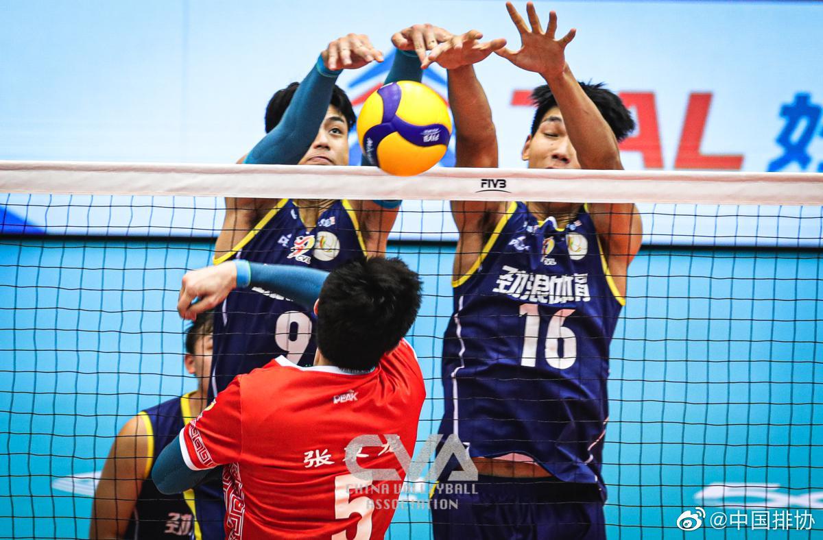 北京男排3-0四川获联赛第五 四连亚后创九年最差