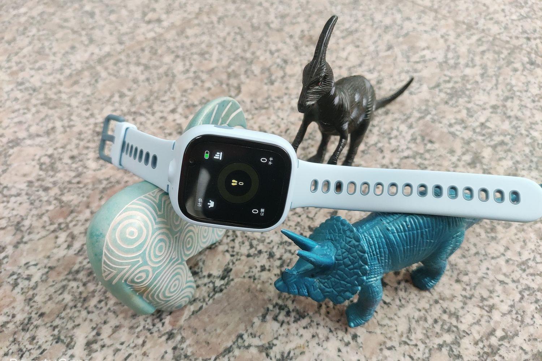 腕上智能小助手:米兔儿童学习手表4X
