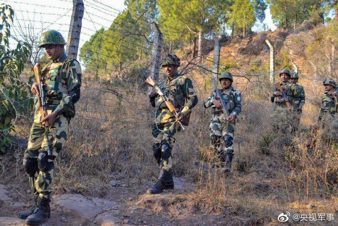 印巴交火 一名印度军官死亡