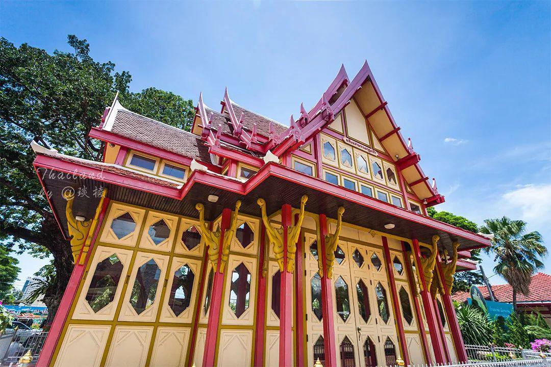 """一座被""""抛弃""""的皇室火车站,竟是泰国十大旅游目的地之一"""