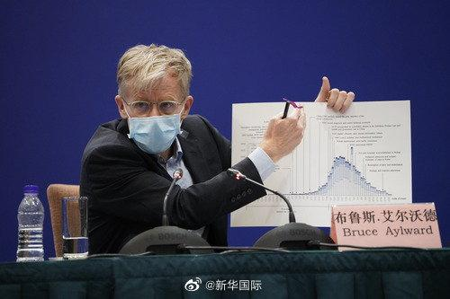世卫组织官员:中国抗疫行动有三方面特别突出图片