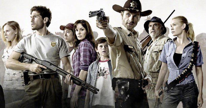《行尸走肉》宣布11季完结 最终季24集播出跨两年