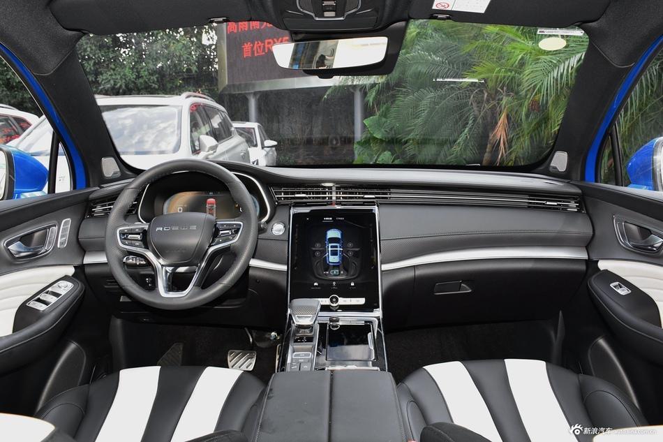 2019款荣威RX5 MAX智能座舱豪华版400TGI