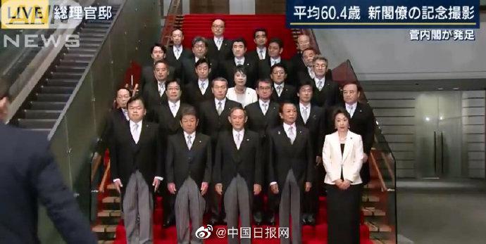 菅义伟上任第一天:承诺重振经济、控制疫情