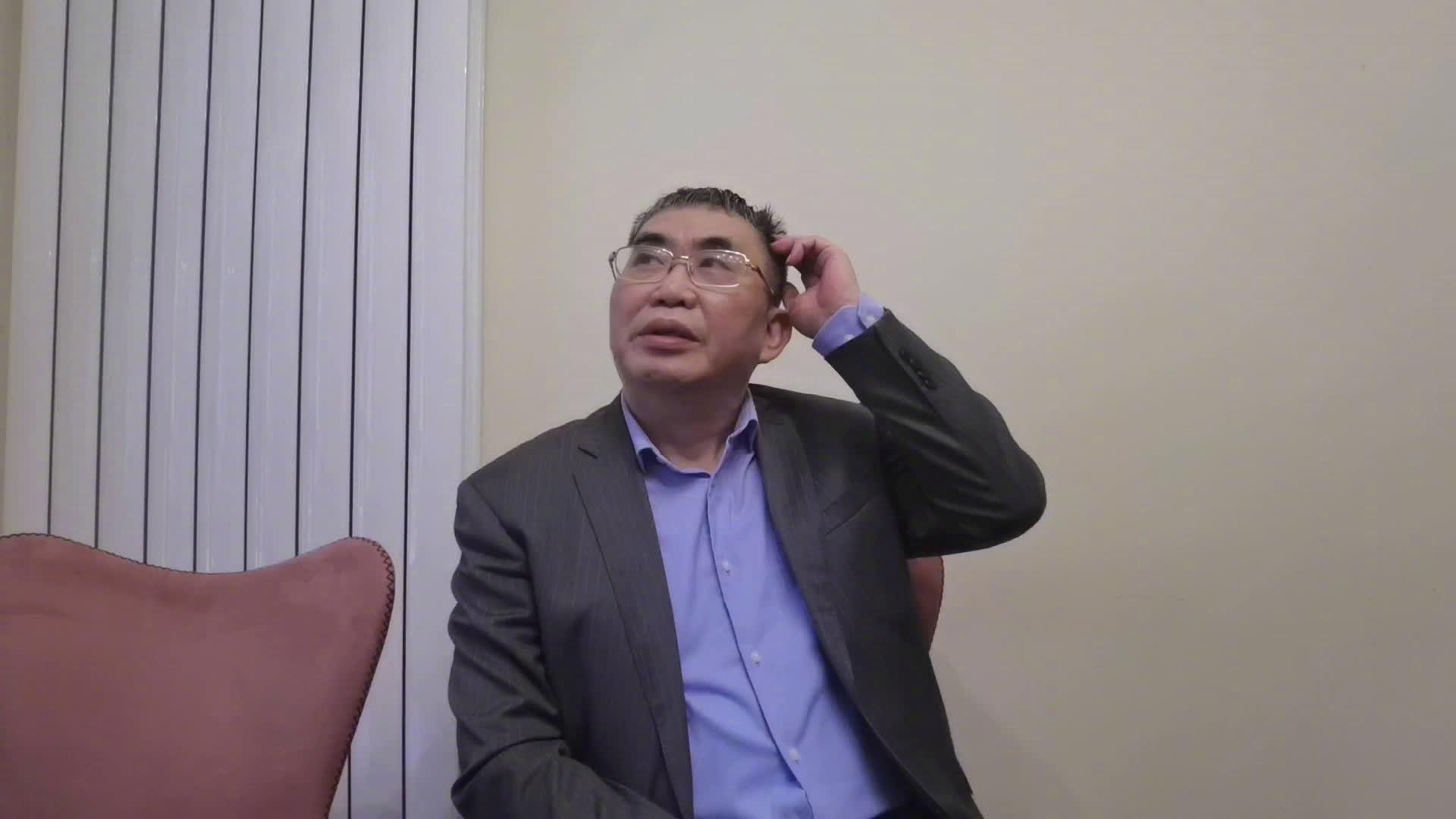 视频-聂卫平:日本围棋有复苏迹象 一力辽不是最强