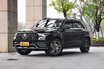全国最高直降8.61万元,奔驰AMG GLE新车近期优惠热销