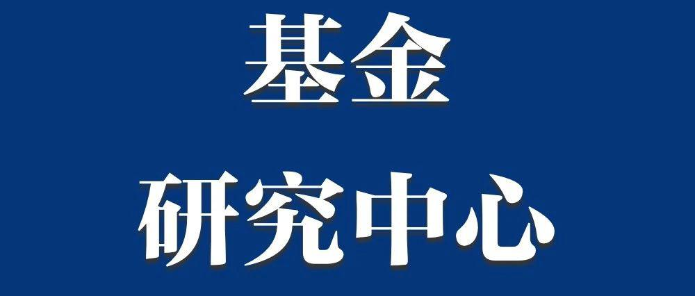 【银河证券】公募基金一周业绩简报20200919