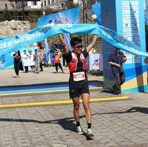 第八届五岳寨50公里越野挑战赛开跑,闫龙飞4小时37分21秒夺冠!