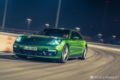 梦幻级别旅行车 保时捷 Panamera GTS Sport Turismo