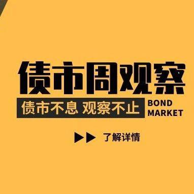 【债市周观察】经济恢复动力加强  上周债市整体震荡