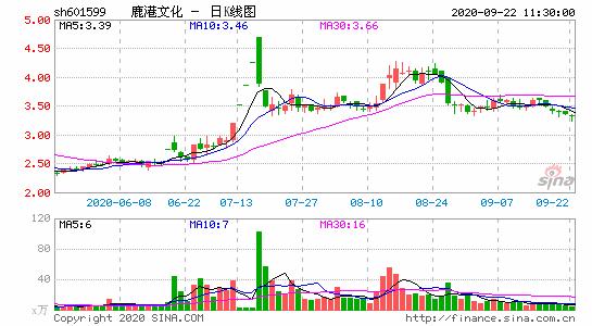 鹿港文化:股东陈瀚海减持股份出现指令失误 买入2万股