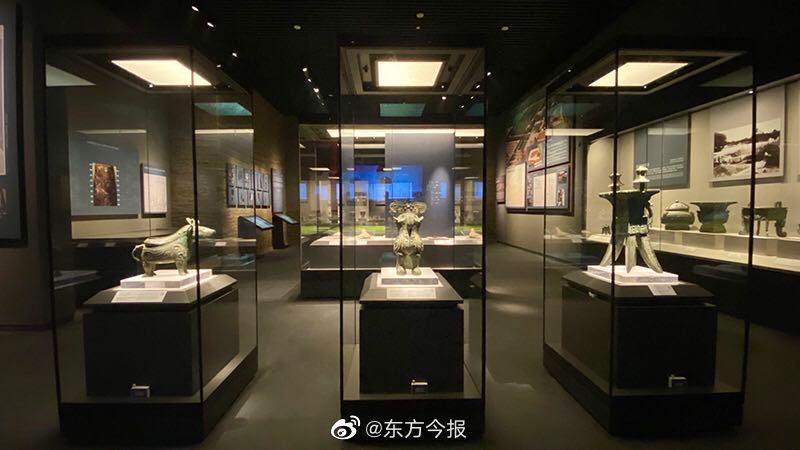 河南博物院将于9月24日面向社会试开放