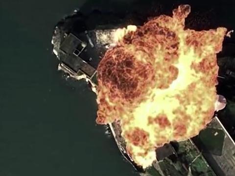 轰-6K模拟轰炸美军基地?解放军首次公开画面,国之利器不再沉默