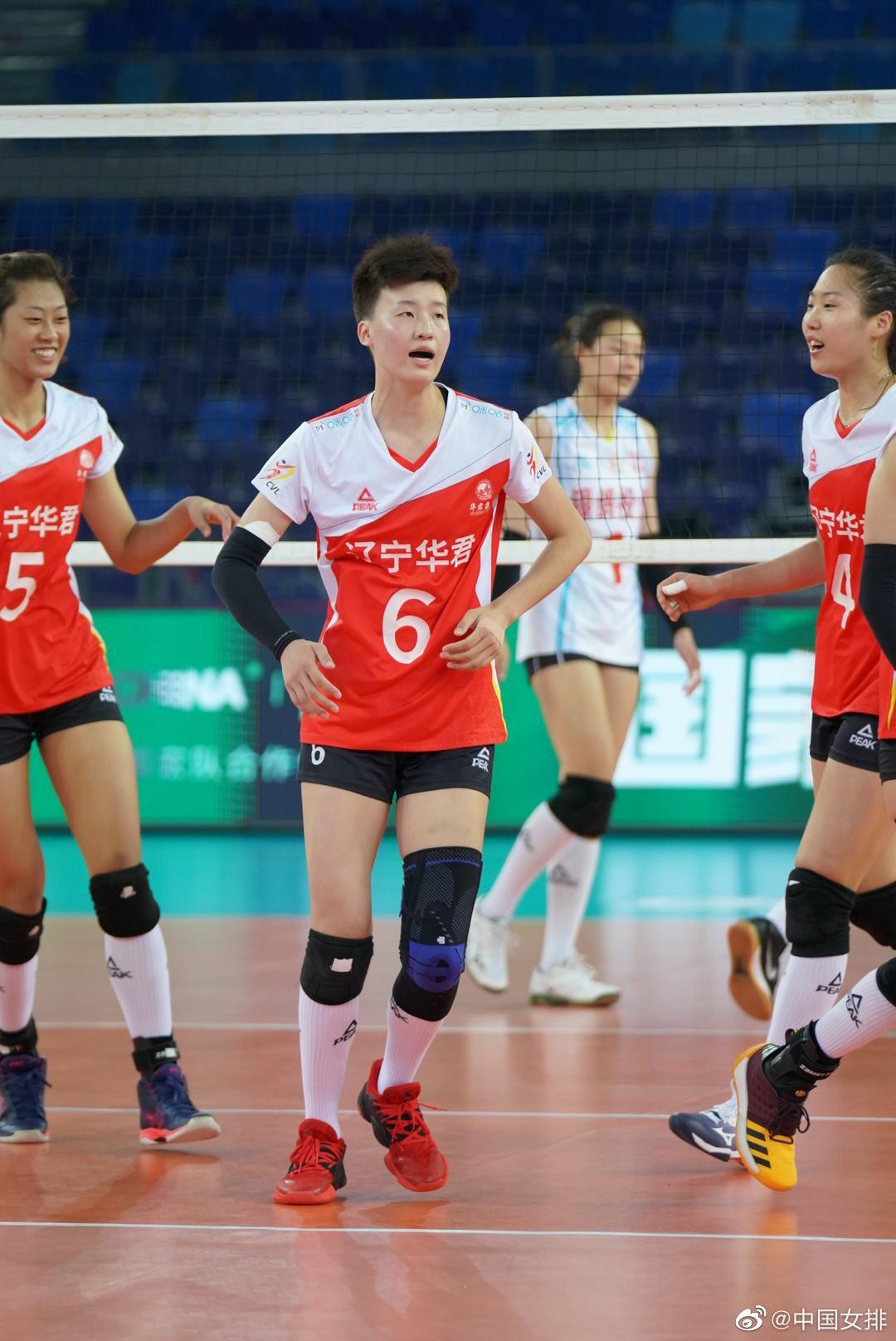 全锦赛辽宁女排3-2力克河南 福建3-1险胜北京队