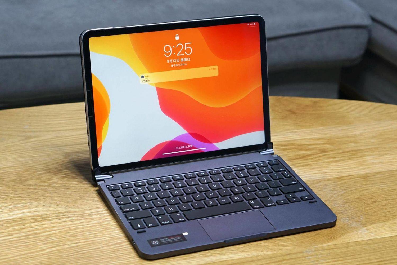 Brydge Pro+蓝牙键盘测评:秒变MacBook?