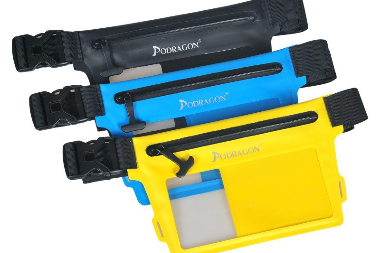 手机防水袋或腰包 跨界创新设计 更便捷更易用