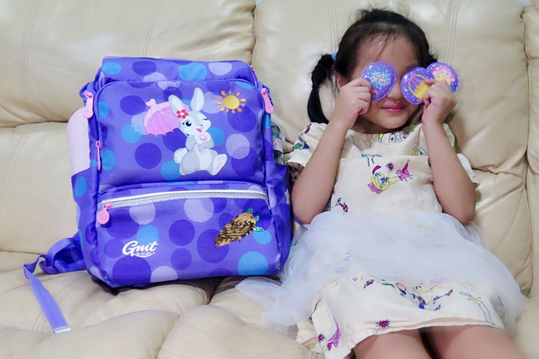 孩子入学的第一件礼物,GMT for Kids护脊书包