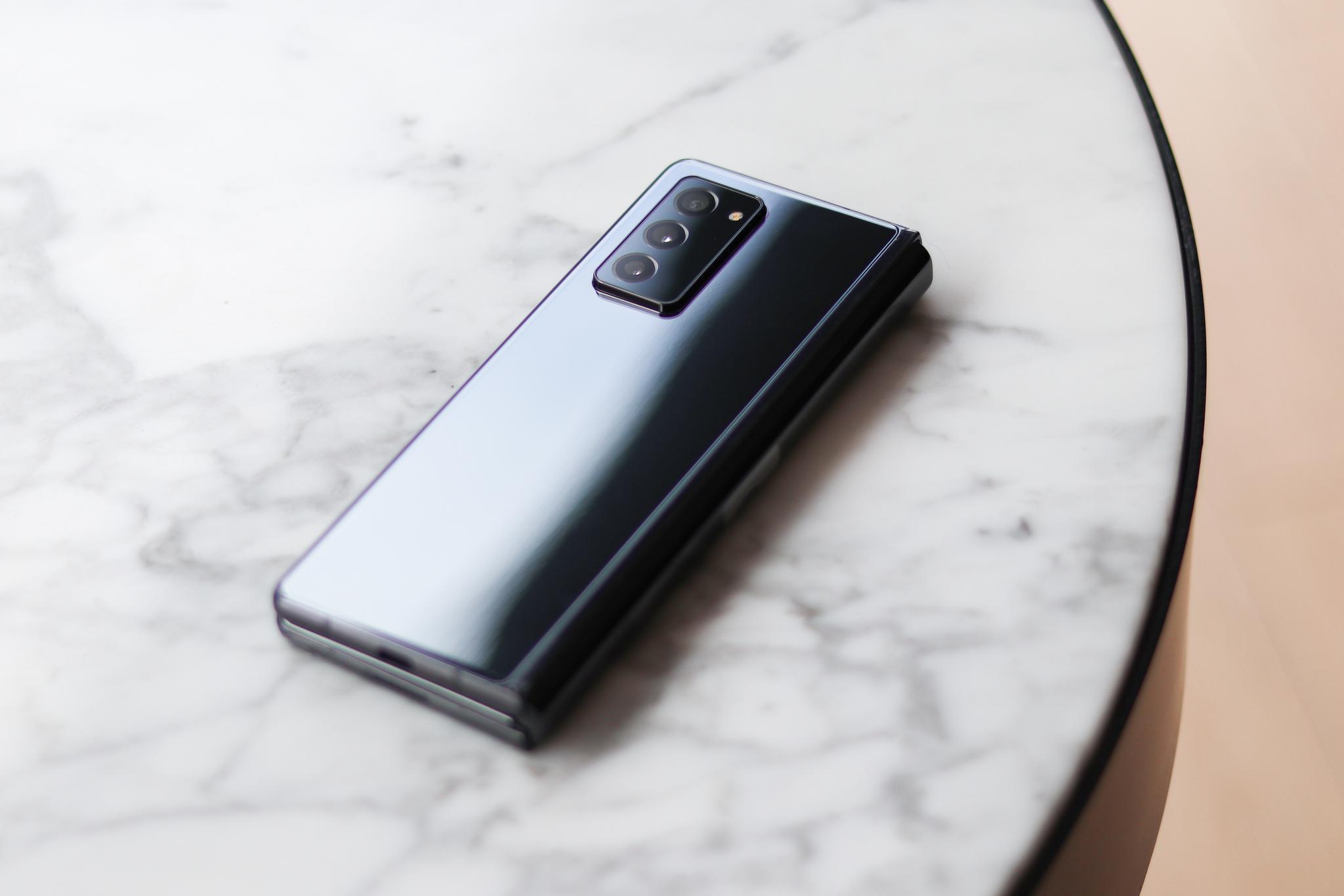 未来手机?三星Galaxy Z Fold2 5G品鉴会体验