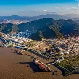 2亿打造油气全产业链 央企在大榭建华东重要能源中转基地