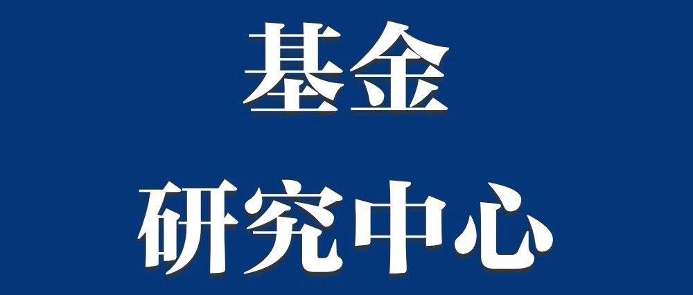 【银河证券】公募基金一周业绩简报20200926