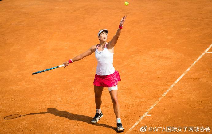 穆古坦言今年状态比以往要好 会尽力打出最佳网球