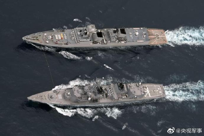 印日开始为期3天海上军演