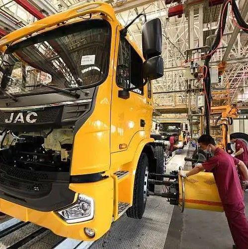 国内生产端活力旺盛  京东数科-重卡指数9月升至154