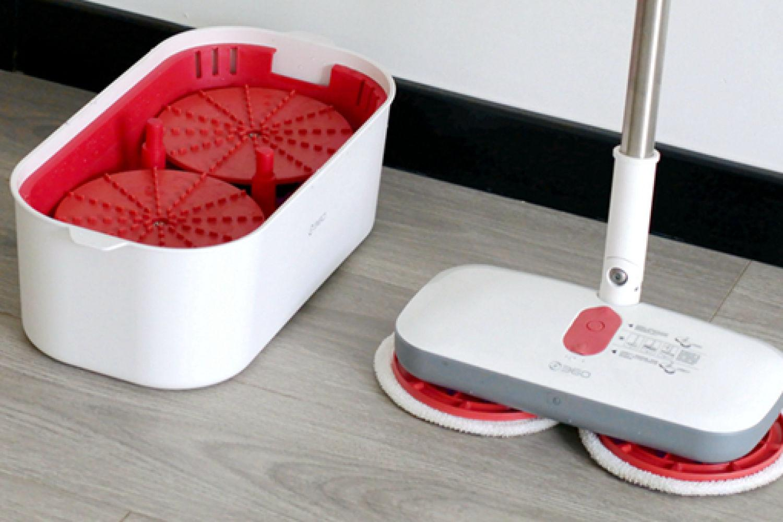 360无线电动拖把:省心省力的地面清洁助手