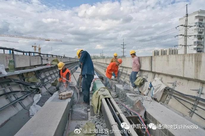 华美代理,上海地铁浦江线明日华美代理恢复正图片