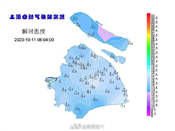 上海今日多云,最高温25℃,下周先晴后雨