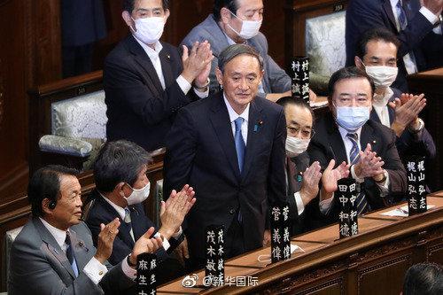 菅义伟就日韩劳工赔偿争议延续强硬立场