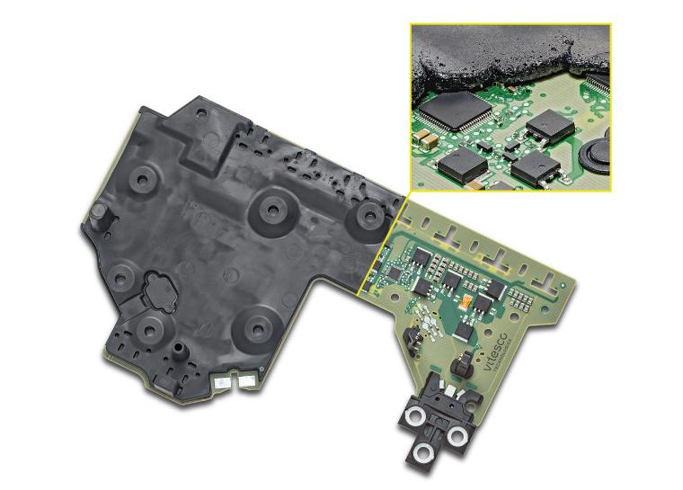 纬湃科技推出采用全面注塑技术的变速箱控制系统  减重45%并具有成本优势