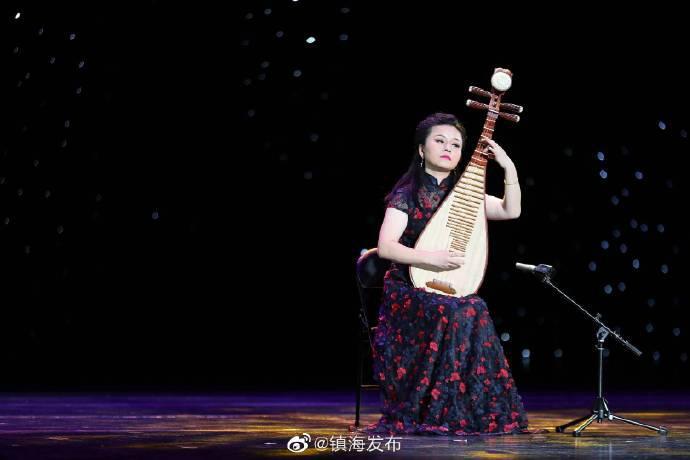 镇海举行琵琶大家王范地经典作品回乡献演音乐会