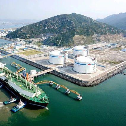 发力绿色航运 中海油在珠海布局LNG船舶加注站